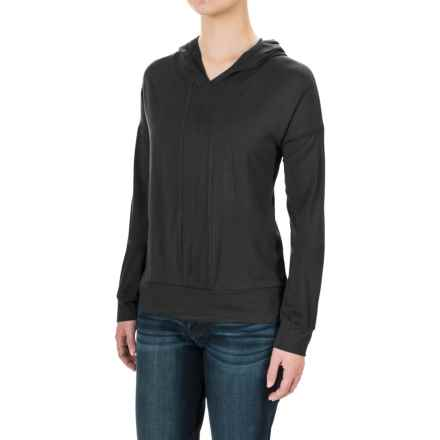 Kavu Kenai Hoodie (For Women) in Black - Closeouts