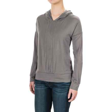 Kavu Kenai Hoodie (For Women) in Smoked Pearl - Closeouts