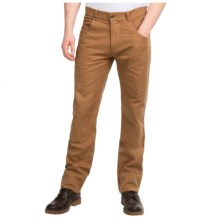 Kavu Klondike Canvas Pants (For Men) in Tobacco - Closeouts