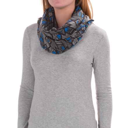 Kavu Lou Lou Scarf - Viscose (For Women) in Tribal Storm - Closeouts