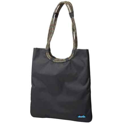 Kavu Market Bag (For Women) in Black - Closeouts