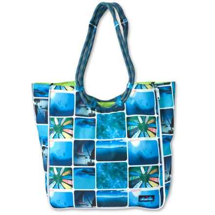 Kavu Market Bag (For Women) in Busy Livin - Closeouts