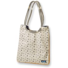 Kavu Market Bag (For Women) in Campground - Closeouts