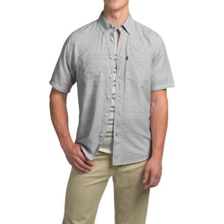 Kavu Marshall Shirt - Short Sleeve (For Men) in Urban - Closeouts