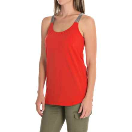 Kavu Mila Tank Top - Built-In Shelf Bra (For Women) in Southwest - Closeouts