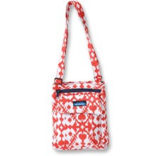 Kavu Mini Keeper Bag (For Women) in Hot Blot - Closeouts