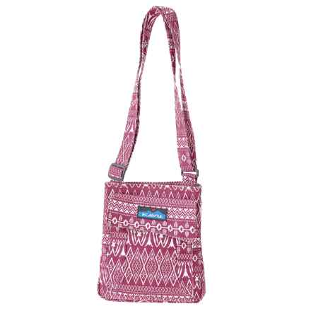 Kavu Mini Keeper Bag (For Women) in Sangria - Closeouts