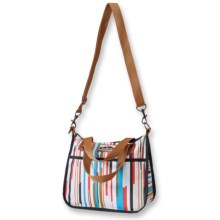 Kavu Pascale Purse (For Women) in Motion Blur - Closeouts