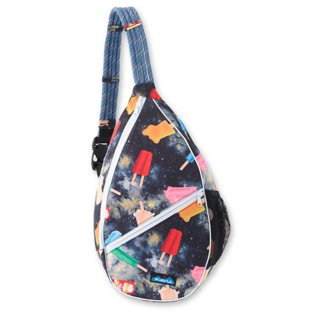 95699d73b9 Kavu Paxton Canvas Sling Pack (For Women) in Space Pop - Closeouts