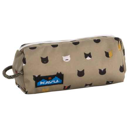 Kavu Pixie Pouch (For Women) in Cattitude - Closeouts