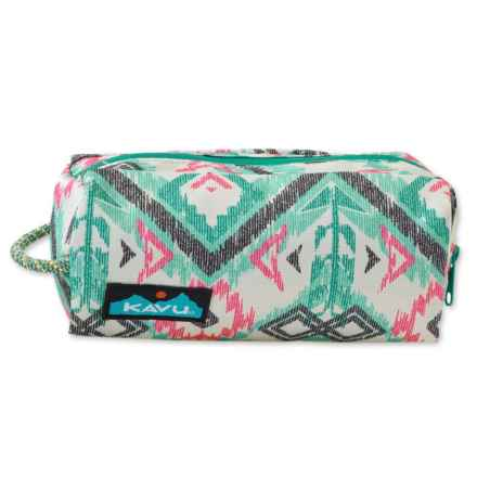 Kavu Pixie Pouch (For Women) in Island Ikat - Closeouts