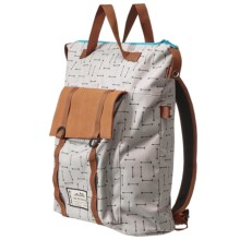 Kavu Rainier Rucksack Bag (For Women) in Arrow - Closeouts