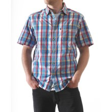 Kavu Rickyroo Shirt - Short Sleeve (For Men) in Blue Scout - Closeouts