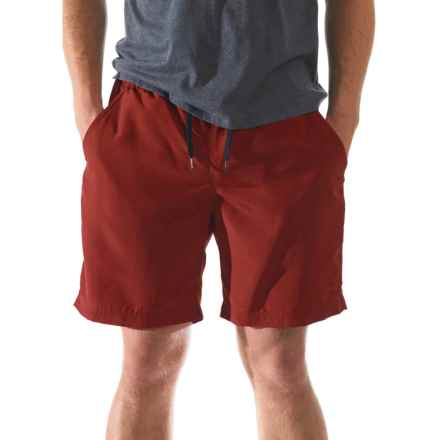 Kavu River Shorts - Built-In Brief (For Men) in Brick - Closeouts