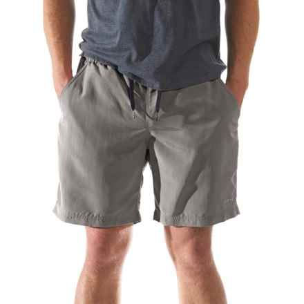 Kavu River Shorts - Built-In Brief (For Men) in Gray - Closeouts