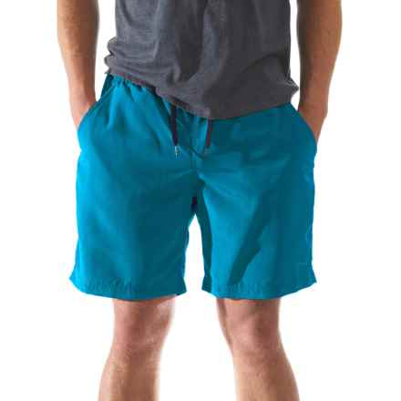 Kavu River Shorts - Built-In Brief (For Men) in River Blue - Closeouts