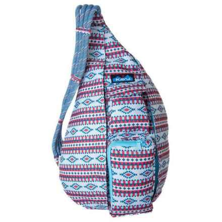 Kavu Rope Sling Bag (For Women) in Desert Retreat - Closeouts