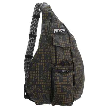 Kavu Ropette Sling Bag (For Women) in Python - Closeouts