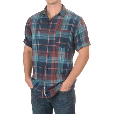 Kavu Rupert Shirt - Short Sleeve (For Men) in Manchester - Closeouts