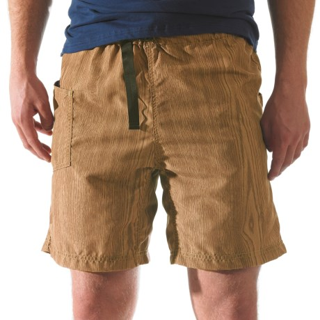 Kavu Sandin Shorts (For Men) in Lime Geo