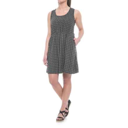 Kavu Simone Dress - Sleeveless (For Women) in Black - Closeouts