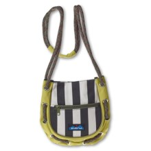 Kavu Slingshot Crossbody Bag (For Women) in Circus - Closeouts