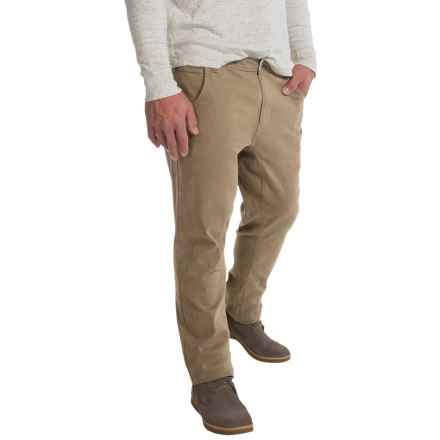 Kavu Steens Pants (For Men) in Dark Khaki - Closeouts