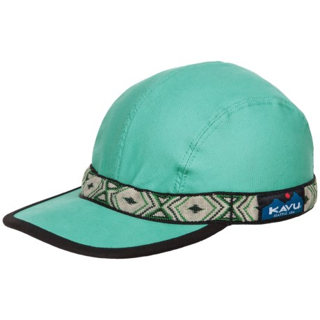 Kavu Strapcap (For Men and Women) in Cockatoo