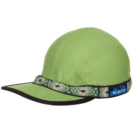 Kavu Strapcap (For Men and Women) in Parrot - Closeouts