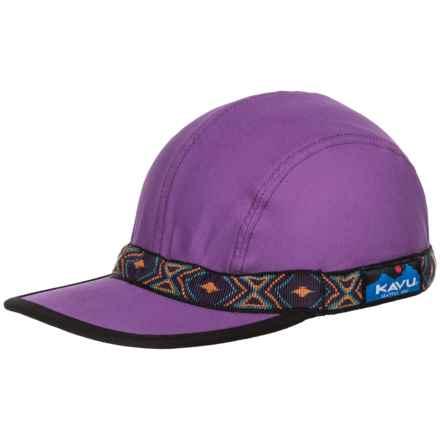 Kavu Strapcap (For Men and Women) in Purple - Closeouts