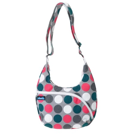 Kavu Sydney Satchel (For Women) in Got Dots