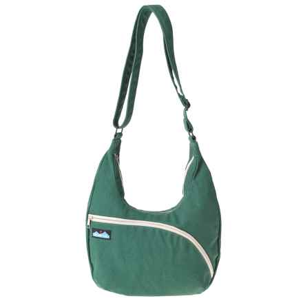 Kavu Sydney Satchel (For Women) in Pine - Closeouts