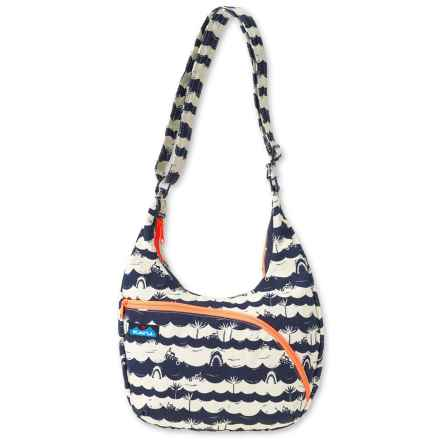 Kavu Sydney Satchel (For Women) in Shark Bait - Closeouts