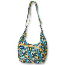 Kavu Sydney Satchel (For Women) in Woodland Art - Closeouts