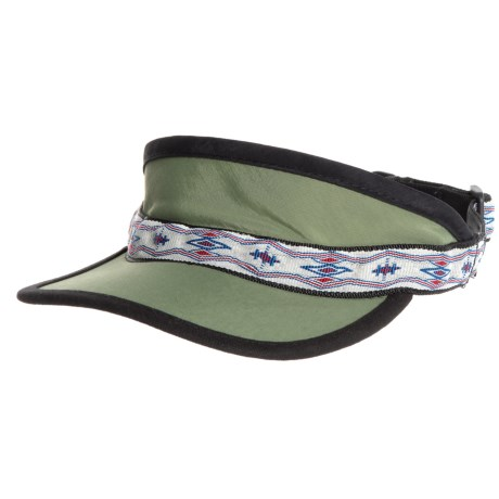 afa0f95f109d6 Kavu Synthetic Strap Visor (For Women) - Save 48%
