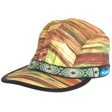 a02d68ab7a552 Kavu Synthetic Strapcap Baseball Cap (For Women) in Forest Grove - Closeouts