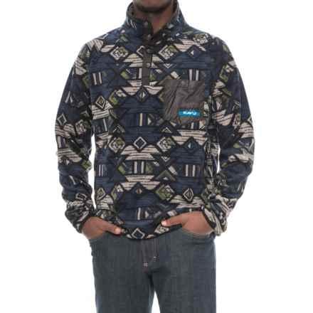 Kavu Teannaway Fleece Sweatshirt (For Men) in Westcoast - Closeouts