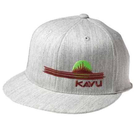 Kavu The KFH Trucker Hat (For Men and Women) in Northwest - Closeouts