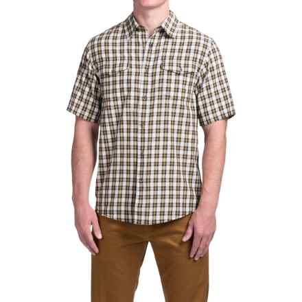 Kavu The Oscar Shirt - Short Sleeve (For Men) in West Coast - Closeouts