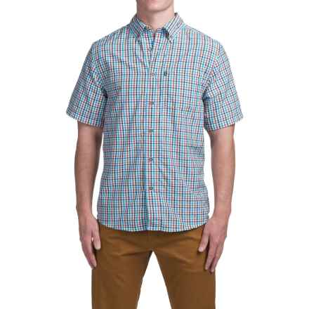 Kavu Tomas Shirt - UPF 30+, Short Sleeve (For Men) in Rodeo - Closeouts