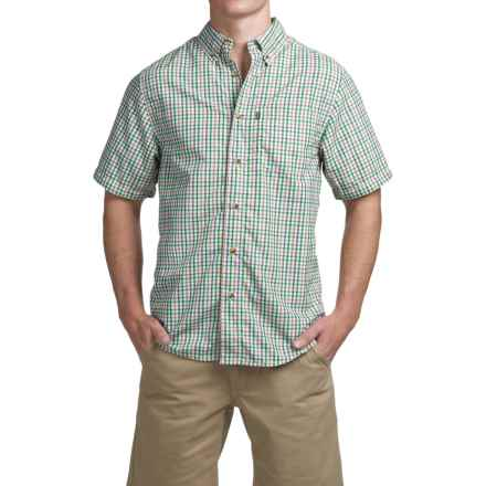 Kavu Tomas Shirt - UPF 30+, Short Sleeve (For Men) in Woods - Closeouts