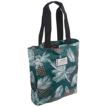 Kavu Totes McGotes Tote Bag in Palmarid - Closeouts