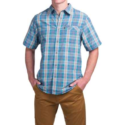 Kavu Trustus Shirt - Short Sleeve (For Men) in West Coast - Closeouts