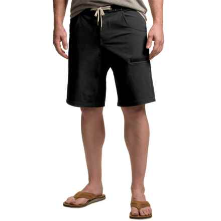 Kavu Up To No Good Boardshorts (For Men) in Black - Closeouts