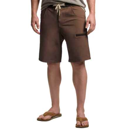 Kavu Up To No Good Boardshorts (For Men) in Chestnut - Closeouts