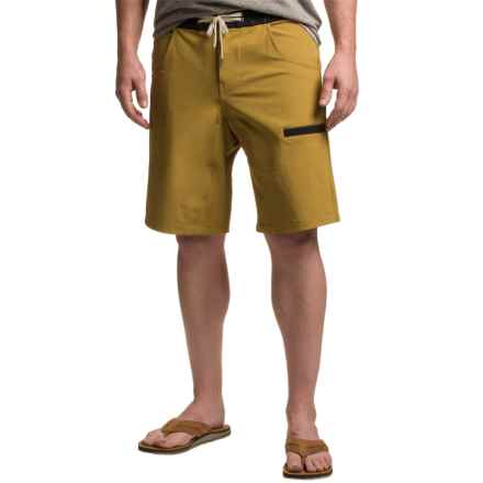 Kavu Up To No Good Boardshorts (For Men) in Olive - Closeouts
