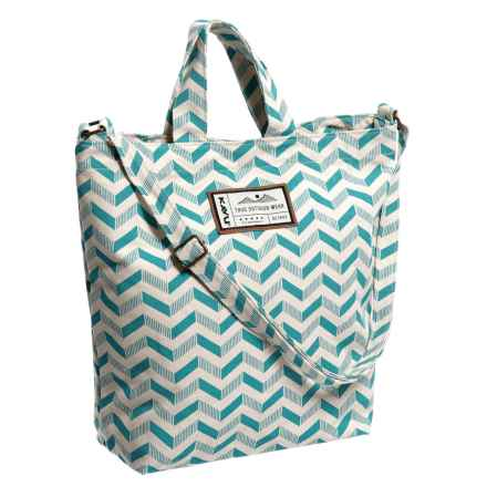 Kavu Washougal Tote Bag (For Women) in Frequency - Closeouts