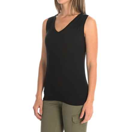 Kavu Yoko Tank Top (For Women) in Black - Closeouts