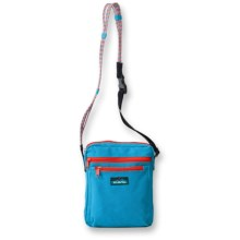 Kavu Zippit Crossbody Bag (For Women) in River Blue - Closeouts