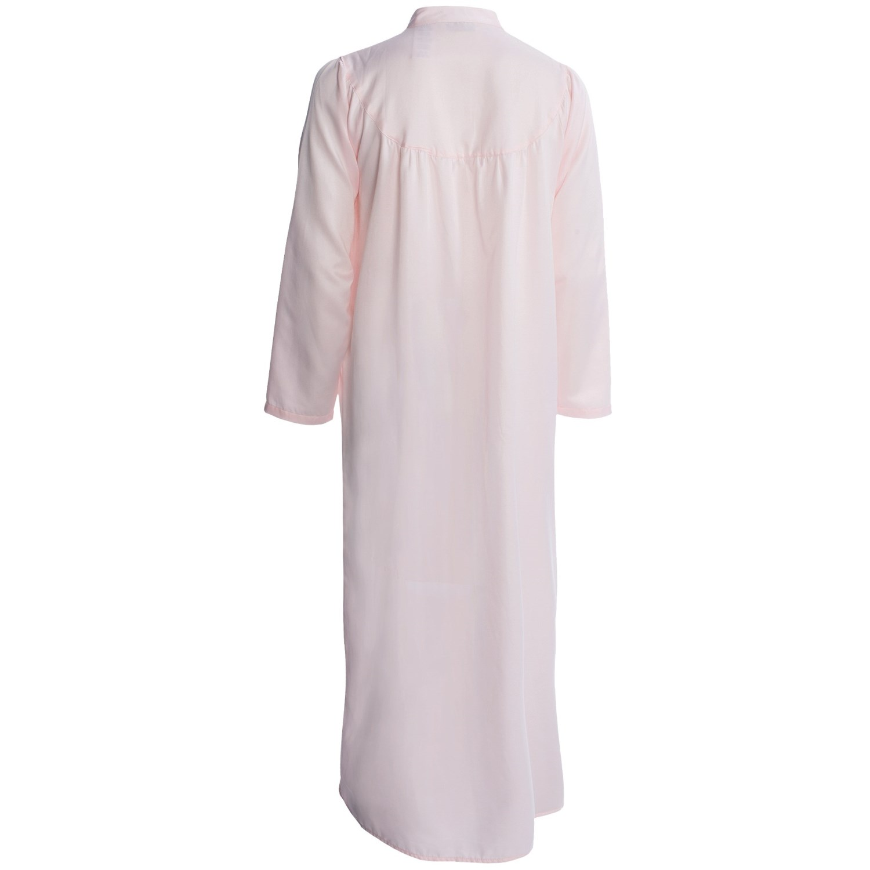 Brushed Nylon Nightgowns 5